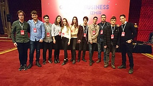 DENİZLİ UĞUR GLOBAL BUSİNESS FORUM'DA