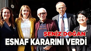 ESNAF KARARINI VERDİ