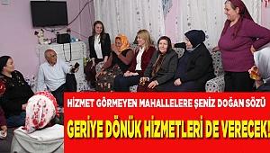 GERİYE DÖNÜK HİZMETLERİ DE VERECEK!