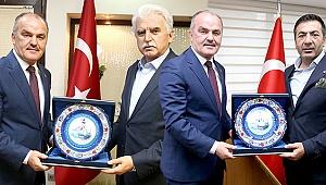 """GÜRLESİN:"""" STK'LARLA İŞBİRLİĞİNE ÖNEM VERDİK"""""""