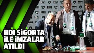 HOROZ'A YENİ SPONSOR