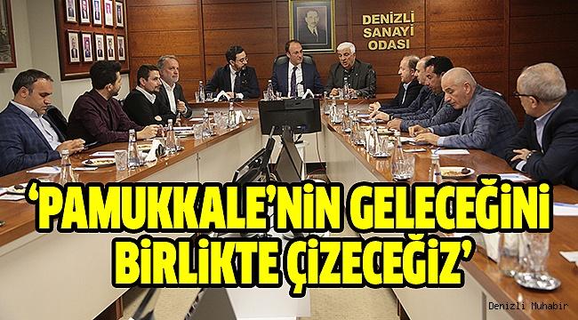 ÖRKİ'DEN 'PAMUKKALE KONSEYİ' ÖNERİSİ