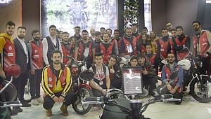 PAÜ MST, Uluslararası Motosiklet Fuarı'ndan ÖdülleDöndü