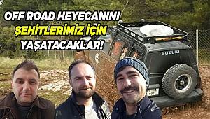 PAZAR GÜNÜ OFF ROAD'A DAVETLİSİNİZ