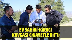 POLİS KAÇAN ZANLIYI DRONE İLE ARADI