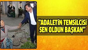 TÜRKMEN ALEVİSİ KADIN, MHP'Lİ AKCANA BÖYLE SESLENDİ