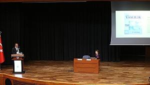 10. Ulusal Yaşlılık Kongresi Başladı
