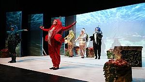 3. Ulusal Çocuk Tiyatrosu Şenliği başladı