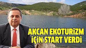 Başkan Akcan'dan turizm yatırımı müjdeleri
