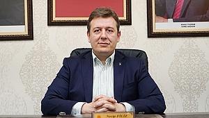 Başkan Filiz 23 Nisan Mesajı verdi
