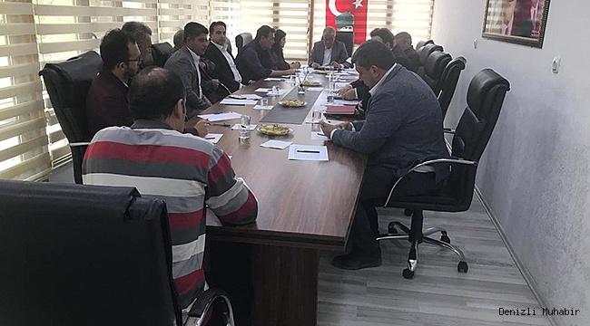 Bekilli Belediye Meclisi İlk Toplantısını Yaptı