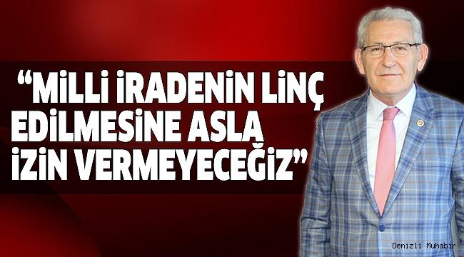 CHP Milletvekili Arslan'dan 23 Nisan Mesajı