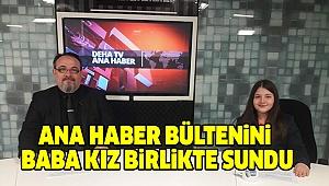 DEHA TV Haber Bülteni'nde renkli görüntüler yaşandı