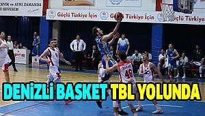 Denizli Basket'in Rakibi Belli Oldu