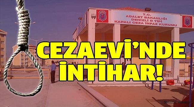 DENİZLİ'DE BİR İNTİHAR DAHA!