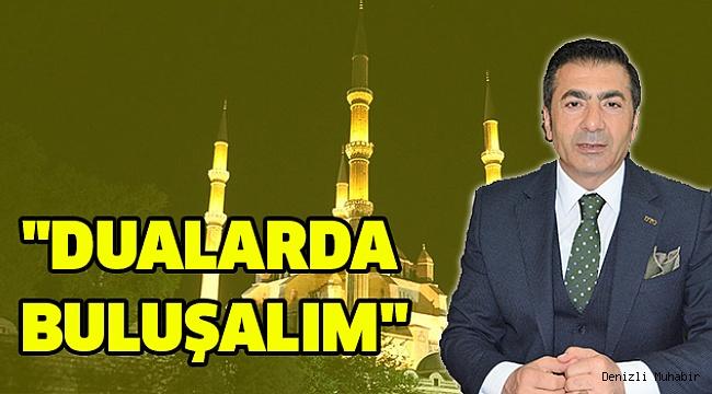 DTO Başkanı Erdoğan Berat Kandili'ni kutladı