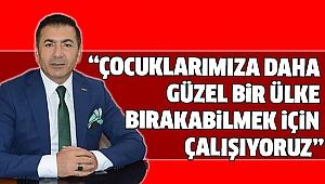 DTO Başkanı Erdoğan'dan 23 Nisan Mesajı
