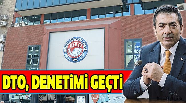 DTO'NUN TSE BELGELERİ YENİLENDİ
