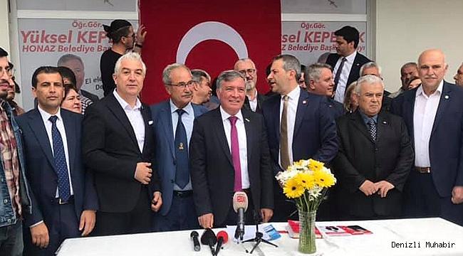"""""""HATANIN CEZASINI YÜKSEL KEPENEK ÇEKİYOR"""""""