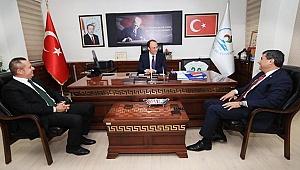 Horoz'dan Örki'ye ziyaret
