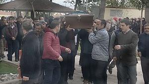 Kayalıklardan düşerek ölen kız defnedildi