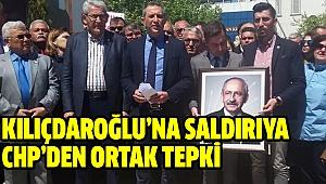 Kılıçdaroğlu'na Saldırı Bayramyeri'nde Protesto Edildi