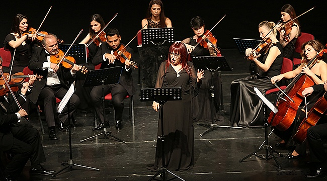 "PAÜ Bahara Konser ile ""Merhaba"" Dedi"
