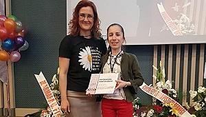 PAÜ Ulusal Fizyoterapi Kongresi'nden Ödülle Döndü