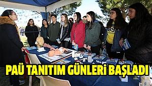 PAÜ Üniversite Adaylarını Ağırlıyor