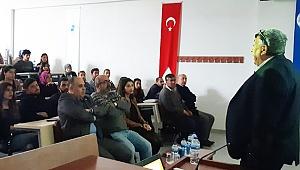"""PAÜ Uygulamalı Bilimler'den """"Akıllı Köy"""" Konferansı"""