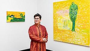 Ressam Pelin Yazar 16. Kişisel Sergisini Açıyor
