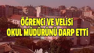 SEVİL KAYNAK ORTAOKULU'NDA DARP