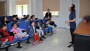 4 Mevsim Anaokulu PAÜ Yabancı Diller Yüksekokulunu Ziyaret Etti