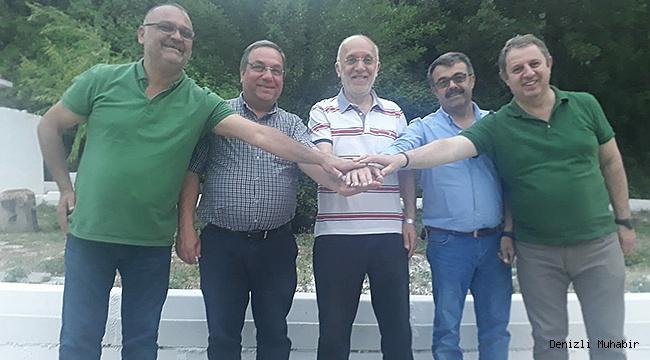 ASKF Başkanı Ceşen'den Çal Garası'na Kutlama Ve Tavsiye