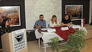 Atatürk gençliğinin görevleri konuşuldu