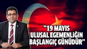 Baro Başkanı İlhan'dan 19 Mayıs Mesajı