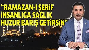 Başkan Erdoğan'dan Ramazan-ı Şerif Mesajı