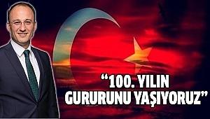 Başkan Örki 19 Mayıs Mesajı