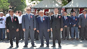 Buldan'da 19 Mayıs'ın 100'üncü yıl coşkusu