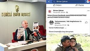 """CHP'li Sancar: """"Korkuları o kadar büyük ki bile bile iftira atıp, medet umuyorlar."""""""