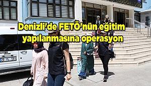 FETÖ'nün eğitim yapılanmasına operasyon: 8 gözaltı