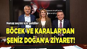 Destek için, Adana ve Antalya'dan geldiler