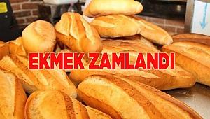 EKMEK %25 ZAMLANDI