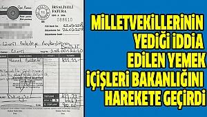 Fitili CHP Milletvekili Sancar Ateşlemişti
