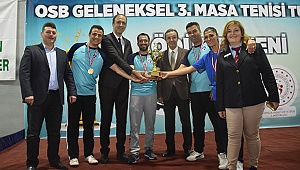 Masa Tenisinde Paü Hastane Şampiyon