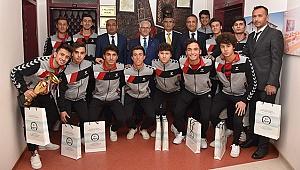 Oğuz Türkiye Futsal Şampiyonlarını Ağırladı