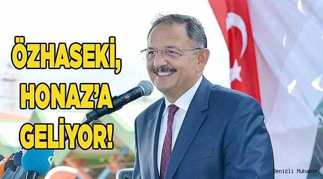 Özhaseki, Devecioğlu'na destek verecek