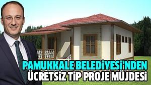 Pamukkale Belediyesi'nden Kaçak Yapıya Önlem