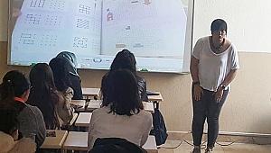 PAÜ Acıpayam MYO'da Matematiği Sevdiren Söyleşi