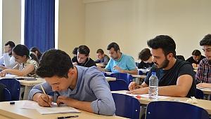 PAÜ'de Yurtdışı Öğrenci Seçme Sınavı Başarıyla Yapıldı